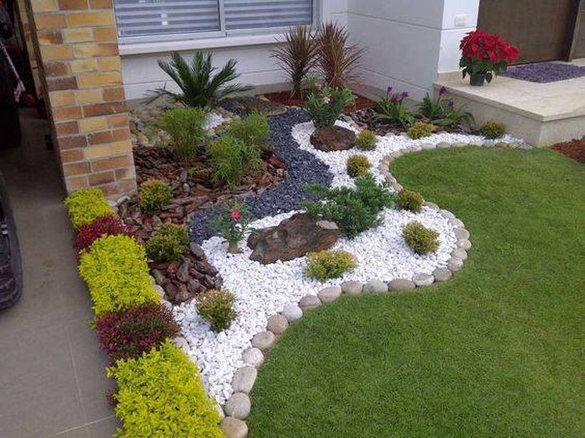 Beautiful Garden Landscaping Design Ideas 19 - Hoommy.com