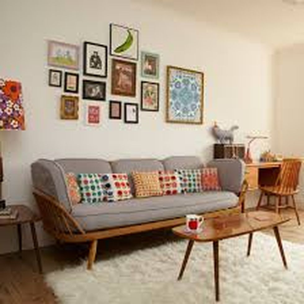 Furniture On Budget For Apartment Living Room 25