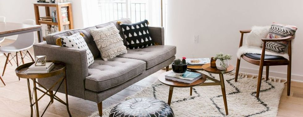 50 best furniture on budget for your apartment living room - Living room furniture on a budget ...