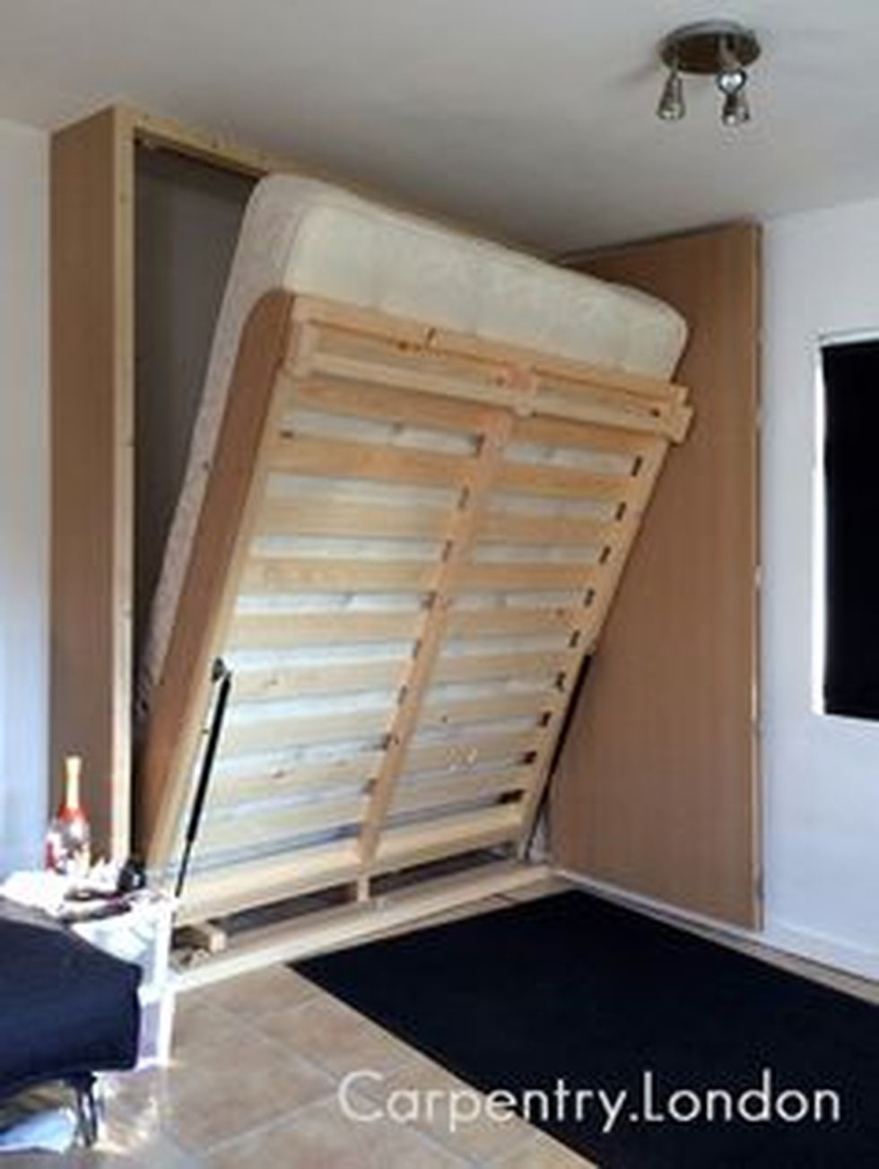 - Saving Space With Creative Folding Bed Ideas 19 - Hoommy.com