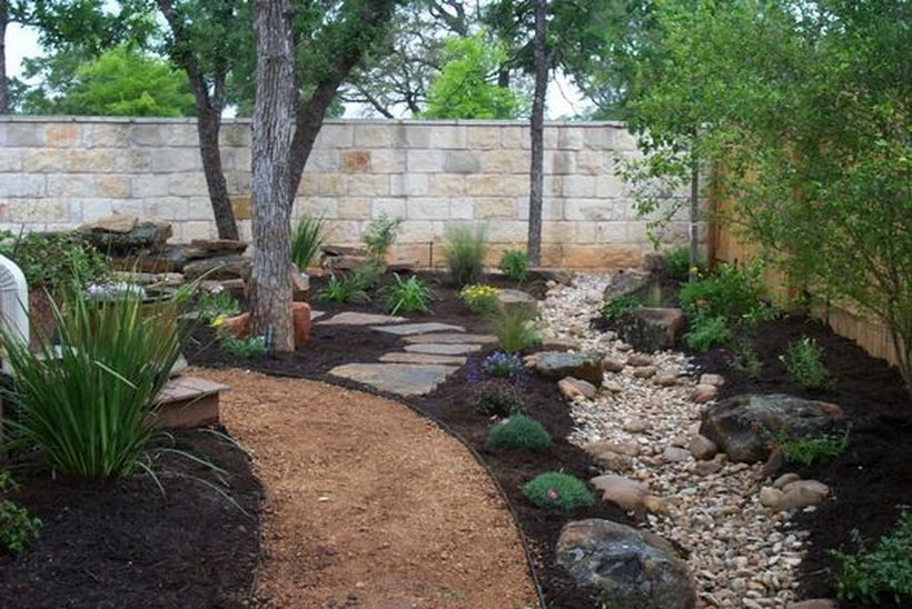 Texas Style Front Yard Landscaping Ideas 14 - Hoommy.com