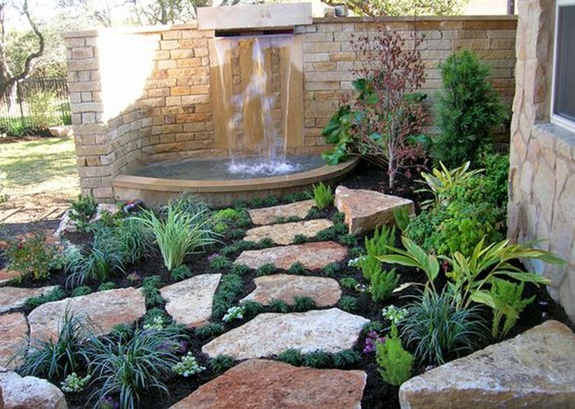 Texas Style Front Yard Landscaping Ideas 15 - Hoommy.com
