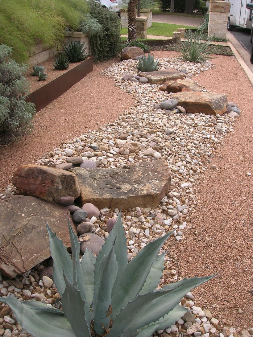 Texas Style Front Yard Landscaping Ideas 44 Hoommy Com