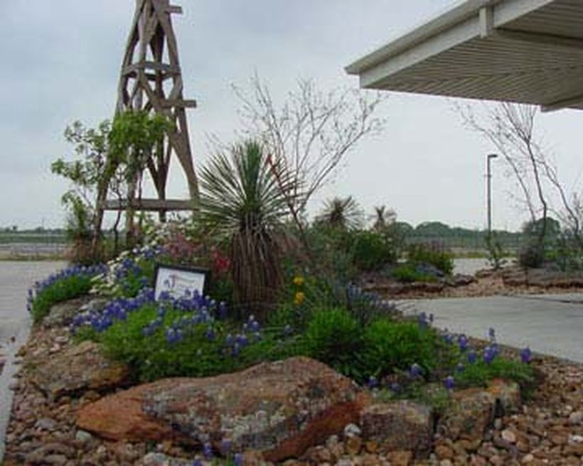 Texas Style Front Yard Landscaping Ideas 6 - Hoommy.com