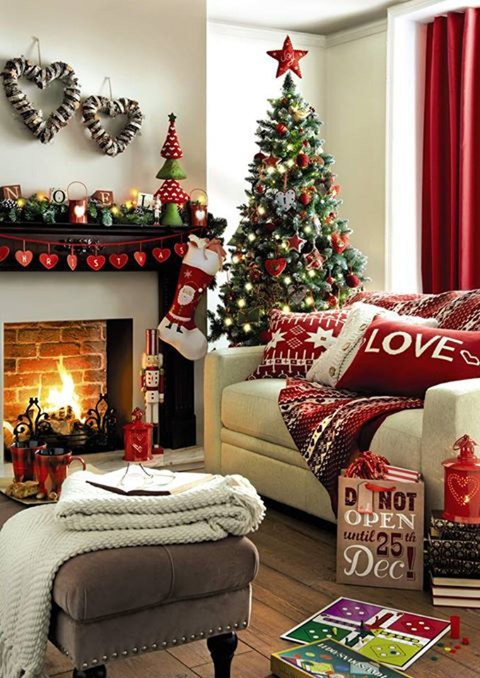 Christmas Decorations Ideas for the Home 94 , Hoommy.com