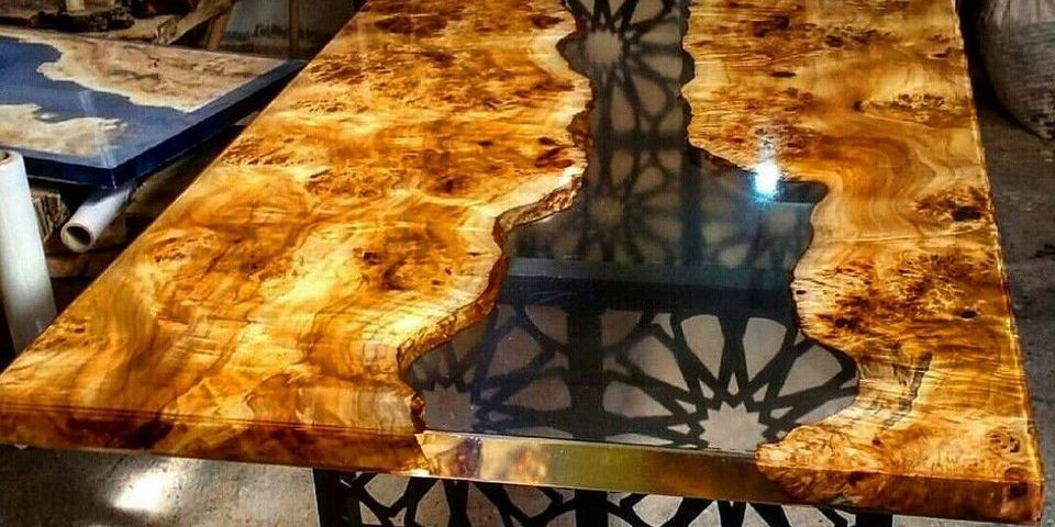 Awesome Resin Wood Table That Will Make You Want to Have ...