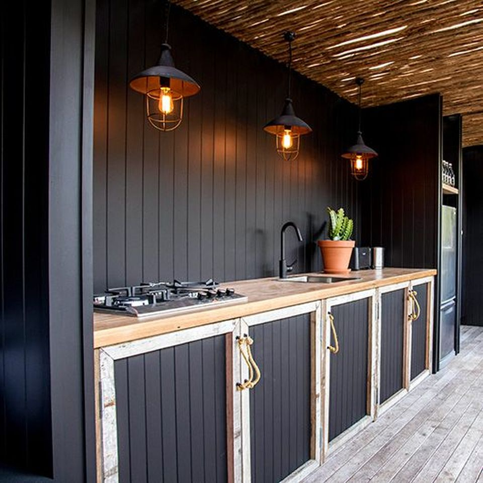 awesome outdoor kitchen designs | Awesome Yard and Outdoor Kitchen Design Ideas 26 - Hoommy.com