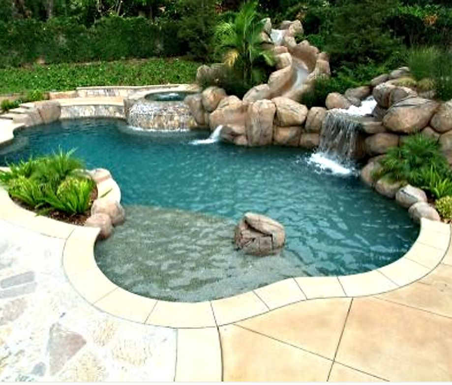 Awesome Small Pool Design for Home Backyard 27 - Hoommy.com