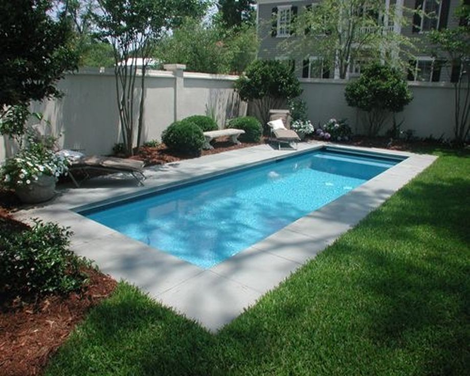 Awesome Small Pool Design for Home Backyard 28 - Hoommy.com
