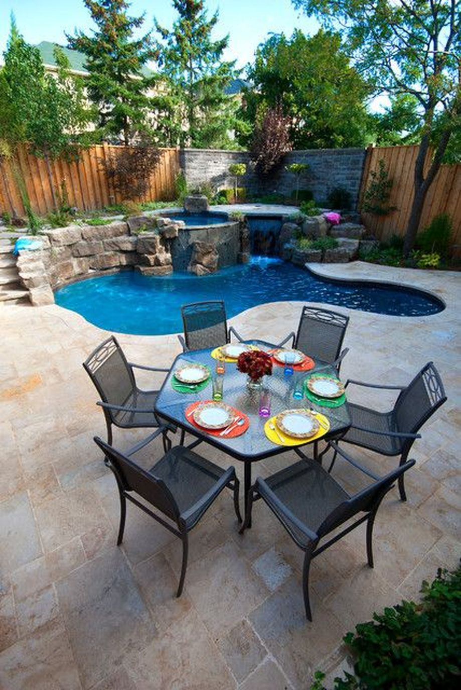 Awesome Small Pool Design for Home Backyard 59 - Hoommy.com