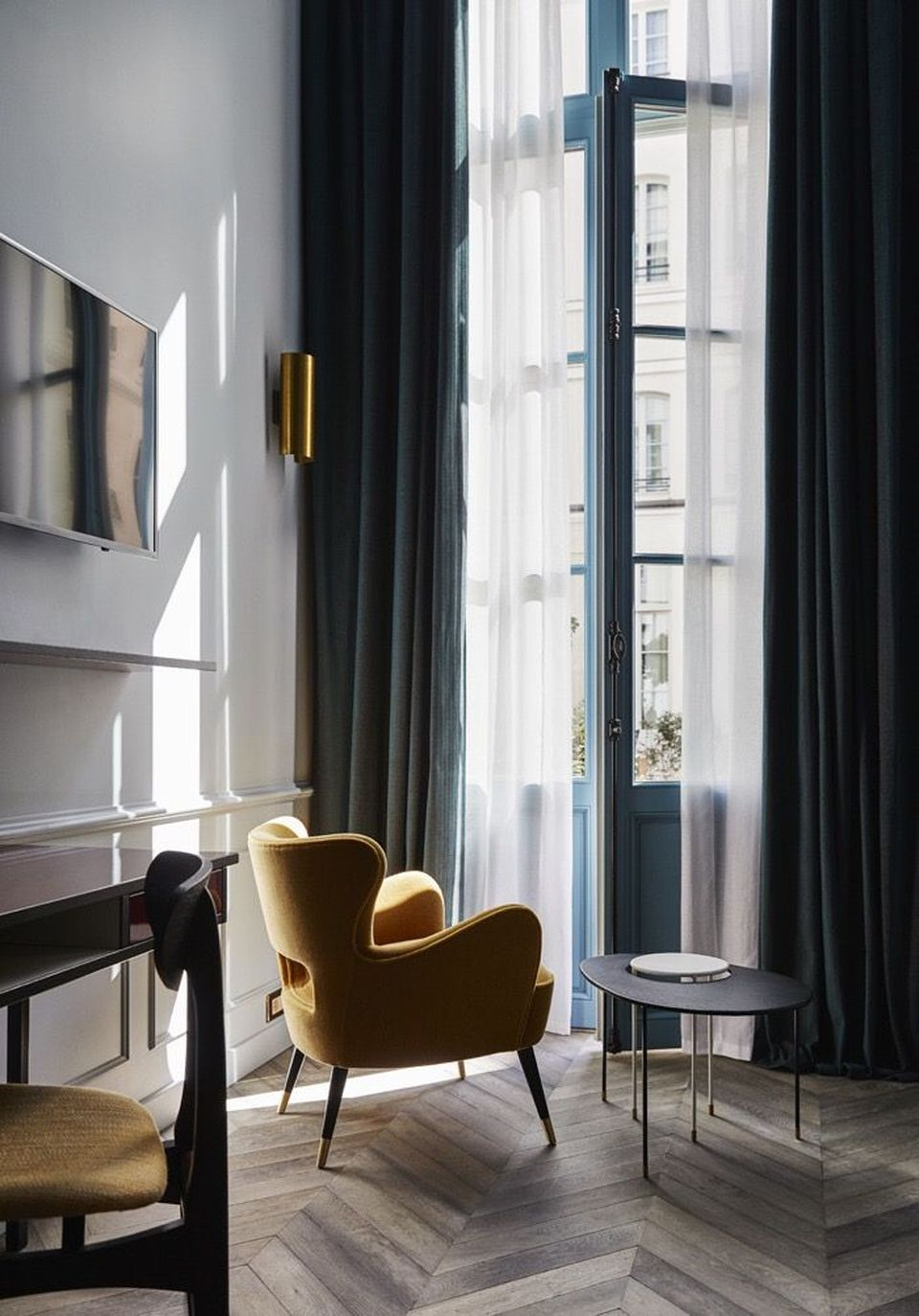 Awesome Tall Curtains Ideas For Living Room 12 Hoommy Com