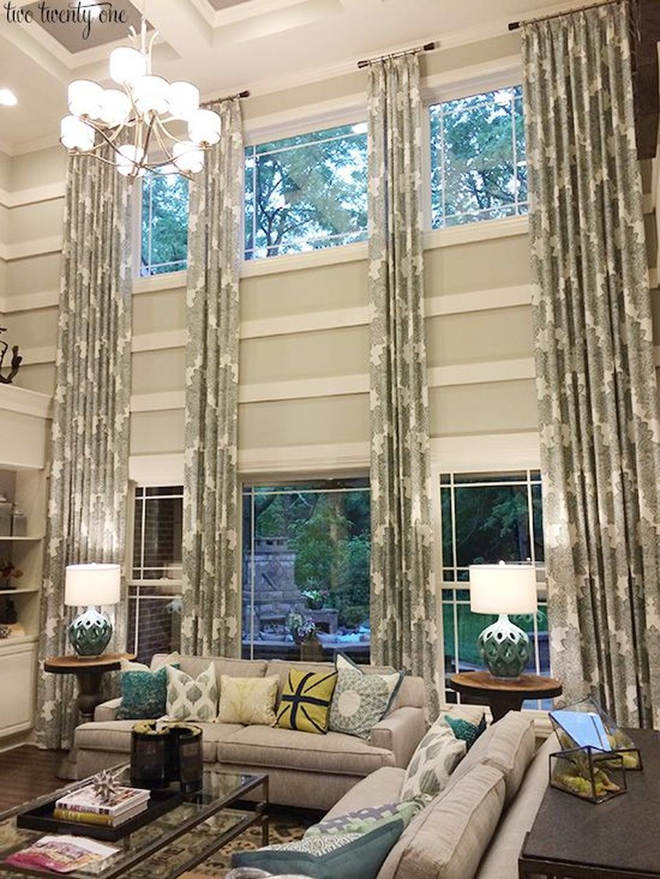 awesome tall curtains ideas for living room 35  hoommy