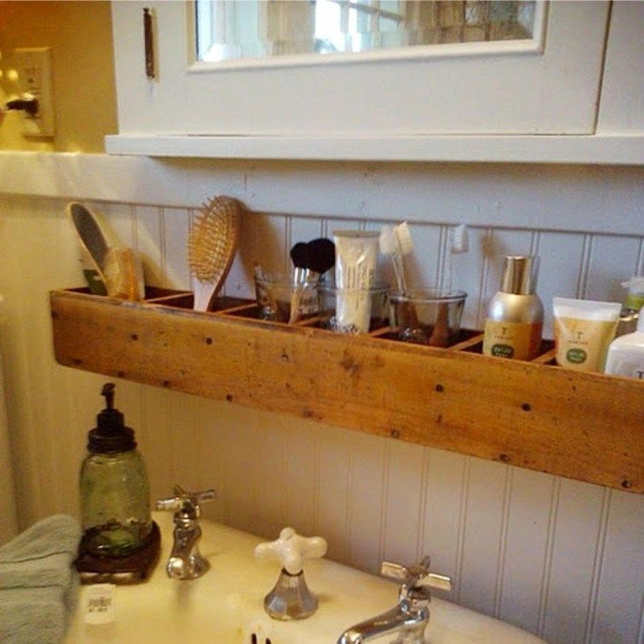 70 Brilliant Ideas for Small Bathroom Hacks and ...