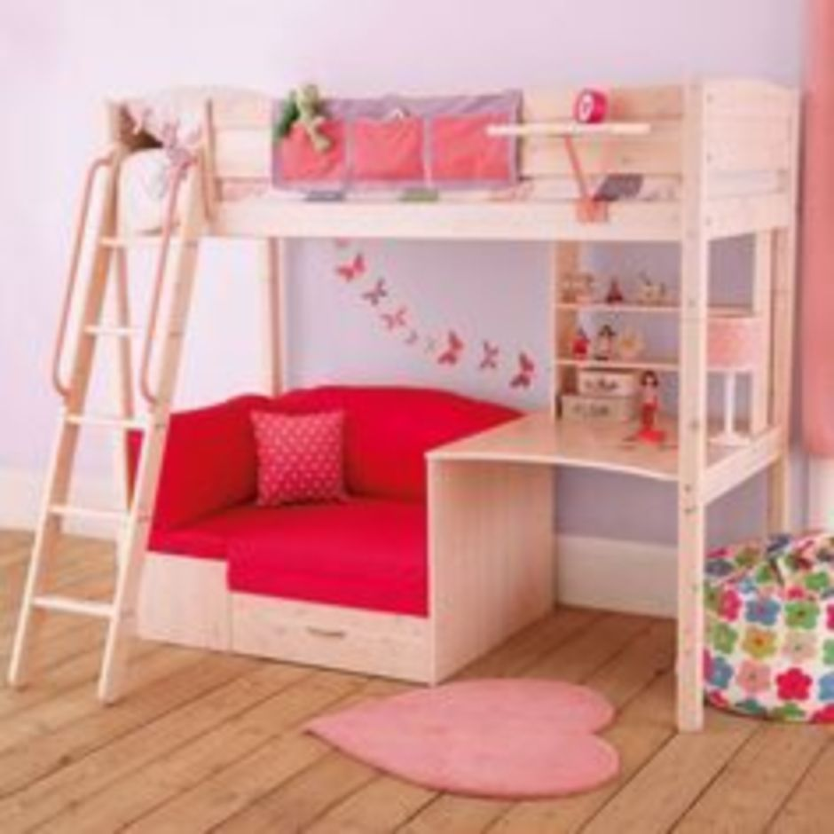 Awesome Beds: Awesome Cool Loft Bed Design Ideas And Inspirations 1