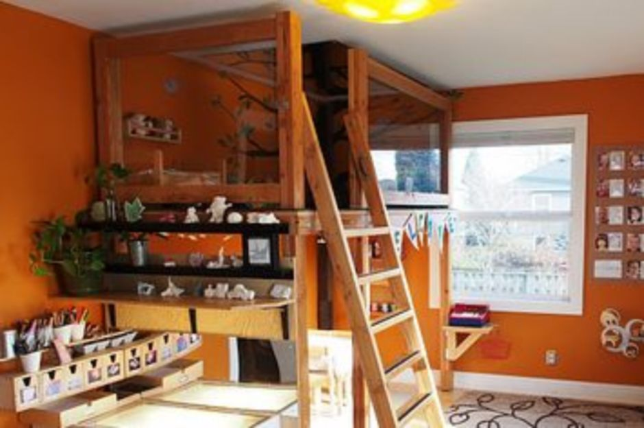 Awesome Cool Loft Bed Design Ideas and Inspirations 27 ...