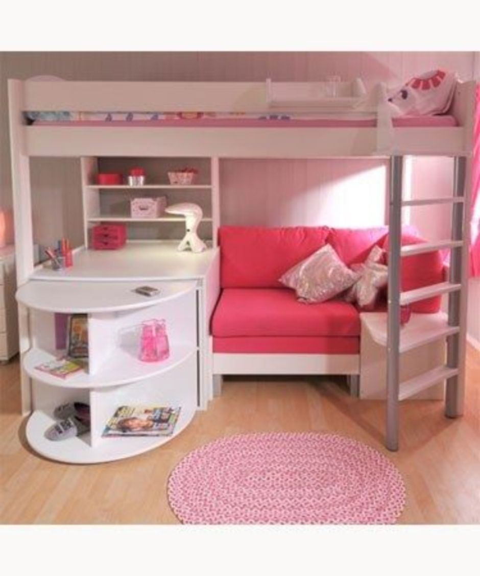 Awesome Beds: Awesome Cool Loft Bed Design Ideas And Inspirations 30