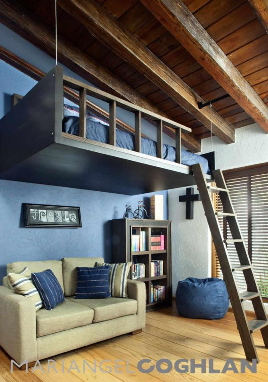 Awesome Cool Loft Bed Design Ideas And Inspirations 38 Hoommy Com