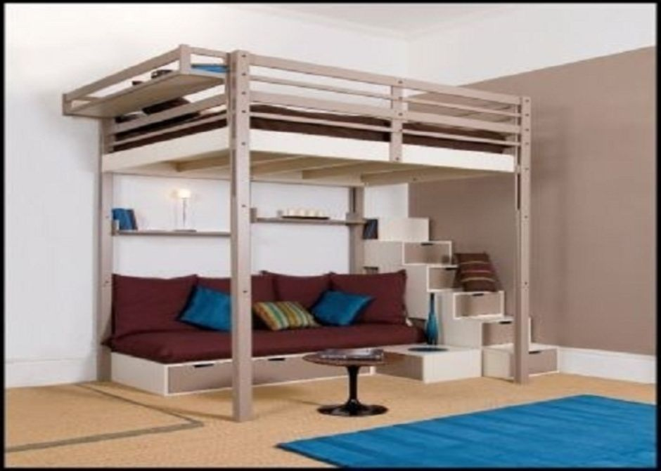 Awesome Cool Loft Bed Design Ideas And Inspirations 80