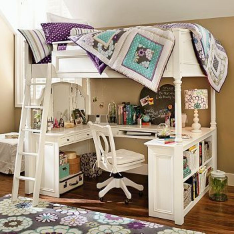 Awesome Beds: Awesome Cool Loft Bed Design Ideas And Inspirations 98