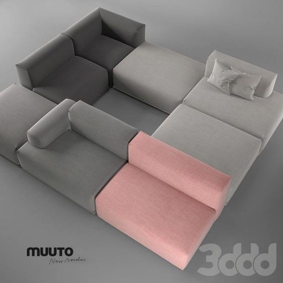 Cool Modular and Convertible Sofa Design for Small Living Room 55 ...