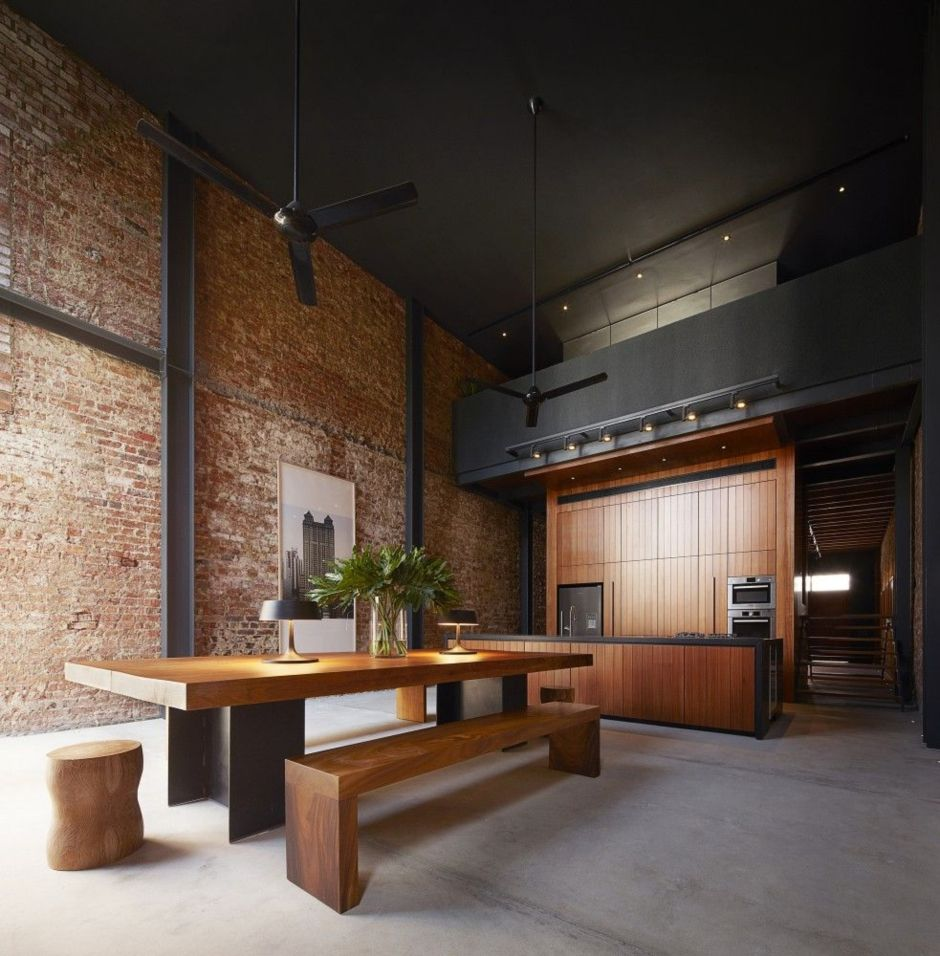 Fascinating Exposed Brick Wall For Living Room 24