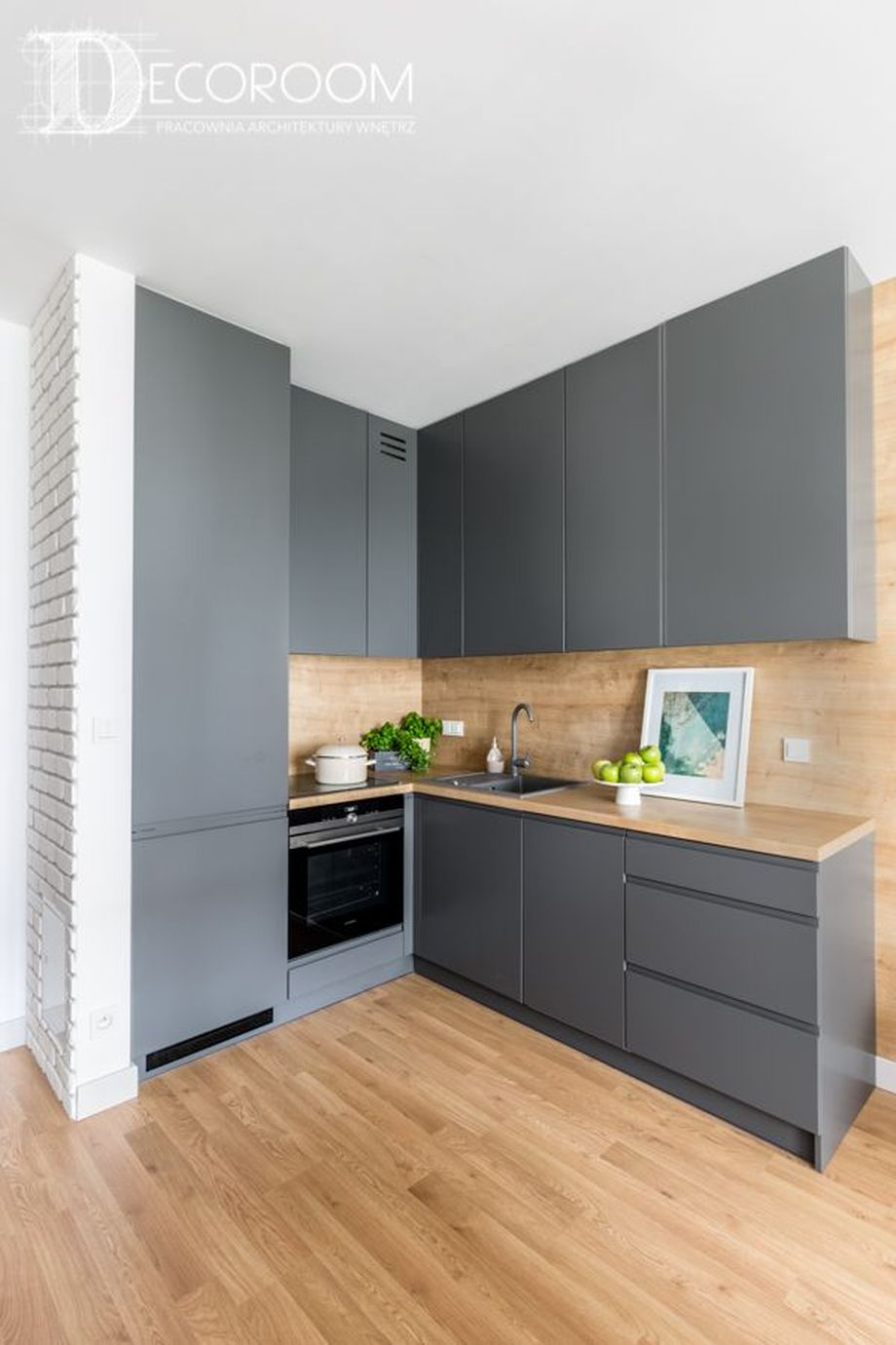 50 Ideas How To Make Small Kitchen For Apartment 40 Hoommy Com