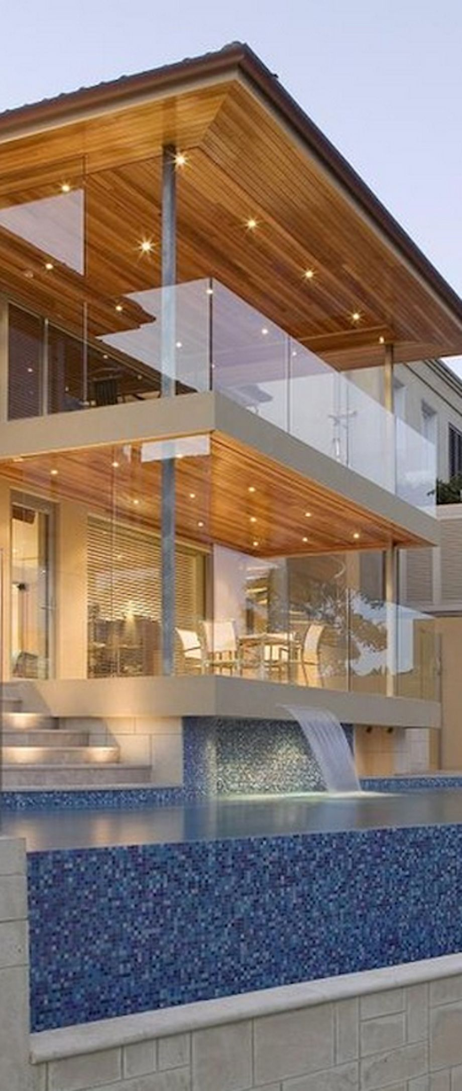 50 Incredible Glass Railing Design for Home Blacony 37 ...