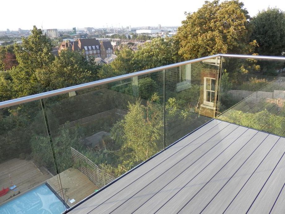 50 Incredible Glass Railing Design for Home Blacony 39 ...