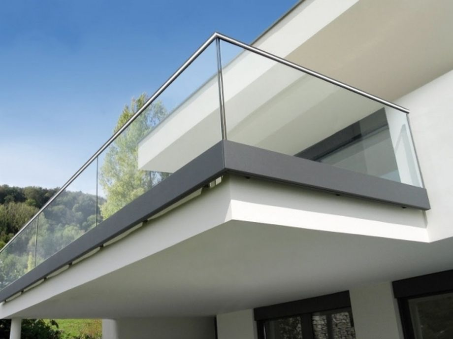 50 Incredible Glass Railing Design For Home Blacony 43 Hoommy Com