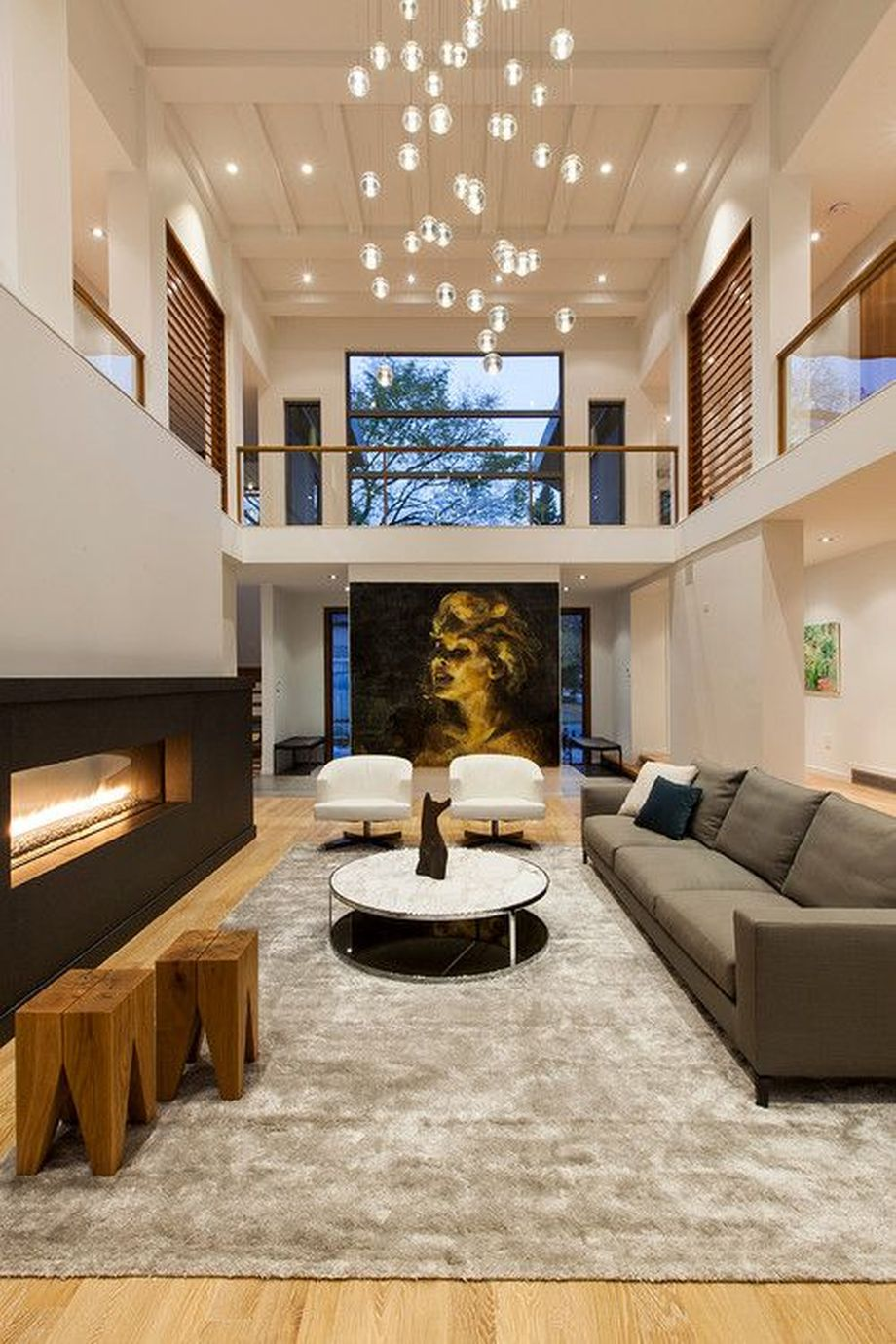 Luxury Living Room: 50 Magnificent Luxury Living Room Designs 36