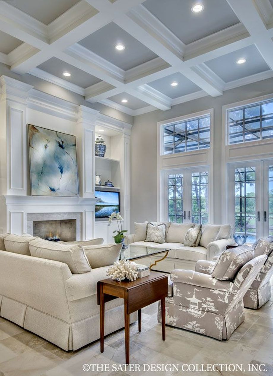 House Drawing Room Designs: 50 Magnificent Luxury Living Room Designs 46