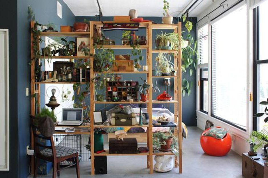 80 Incredible Room Dividers And Separators With Selves Ideas 25