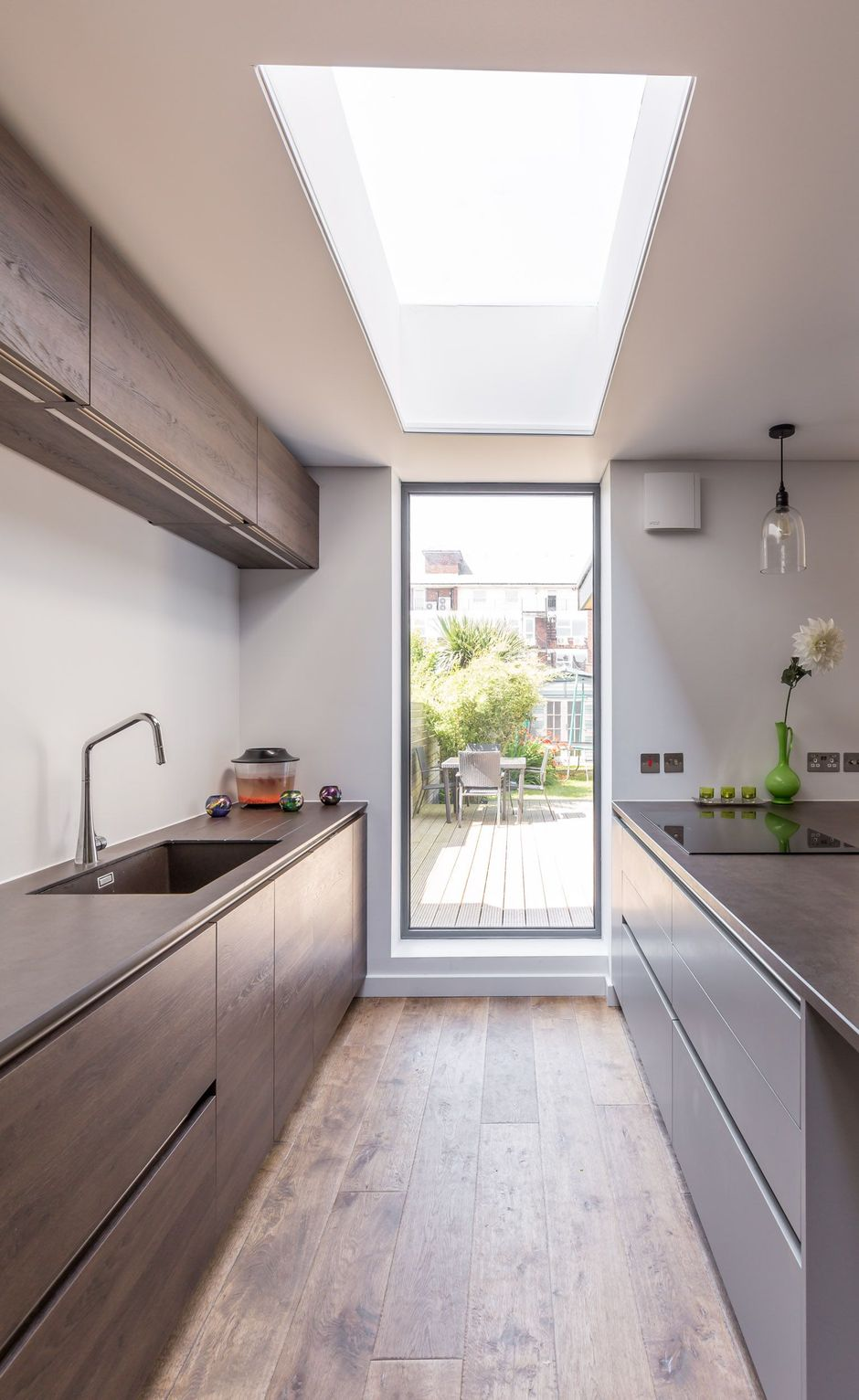 Modern and contemporary ceiling design for home interior - What are floor to ceiling windows called ...