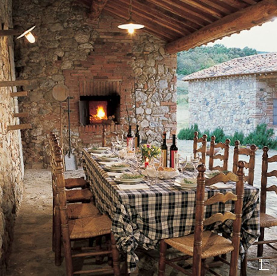 Must Have Farmhouse Kitchen Decor Ideas: Rustic Italian Tuscan Style For Interior Decorations 1