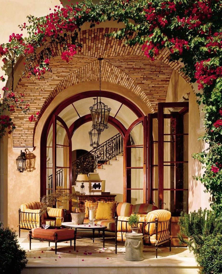 Rustic Italian Tuscan Style for Interior Decorations 60 ...